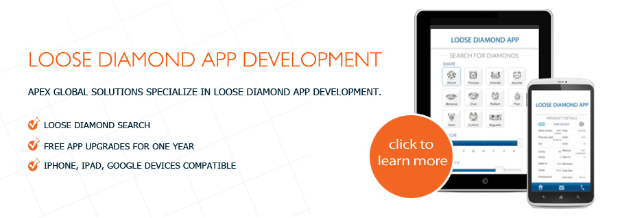 LOOSE DIAMOND APP DEVELOPMENT